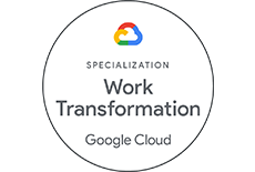 Google Cloud PartnerWork Transformation ライセンス